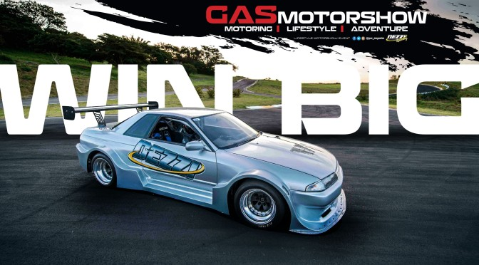The Gas Motorshow Competition