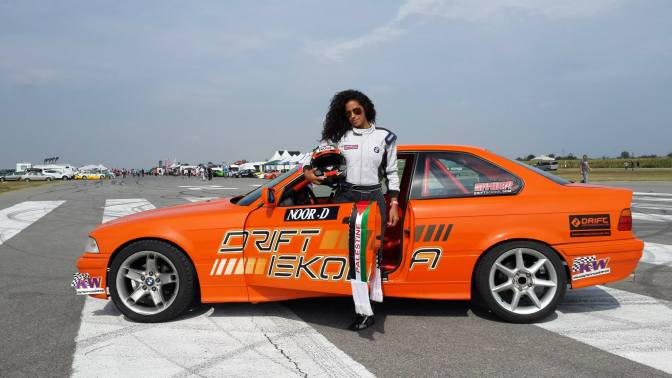 Noor Daoud: Born To Race