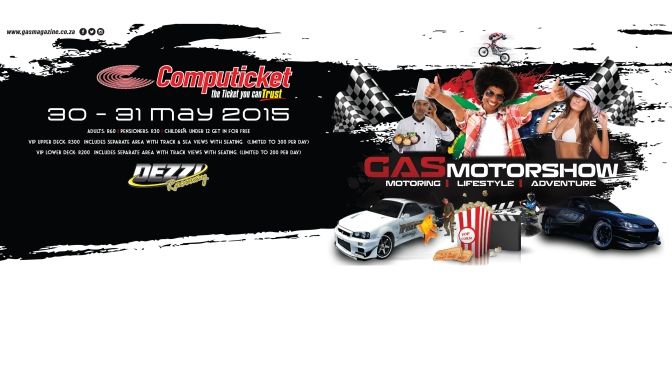 Gas Motorshow Tickets