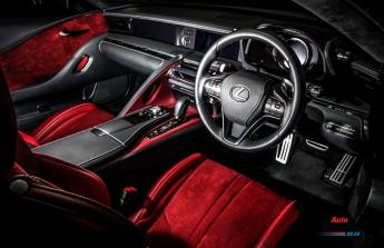 Lexus LC500 Coupe-11