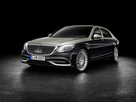 Mercedes-Maybach S-Class source - newspress co uk