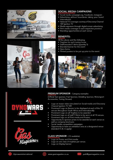 Dyno Wars 2018 Tuning Shops2