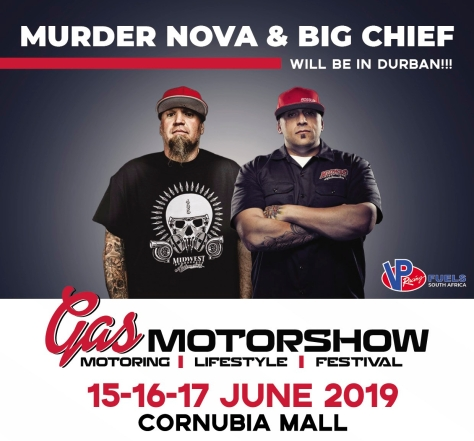 Street Outlaws visit KZN
